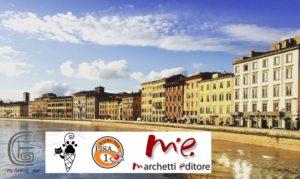 Locandina collaborazione con City Grand Tour e Marchetti editore